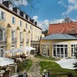 VILLA WELTEMÜHLE 4-Sterne in Dresden 2 Personen inkl. Fruehstueck fuer 55€ statt 74€