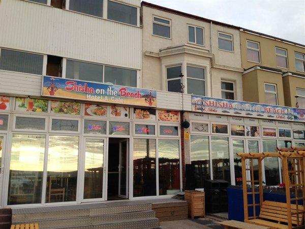 Shisha on the Beach Hotel Blackpool Blackpool inkl Flug ab Bremen zB 1.-3.4.2014 135 Euro