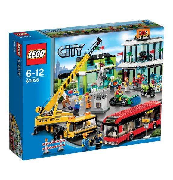 Lego City - Stadtzentrum (60026) für 89,99€ @Galeria Kaufhof