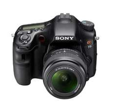 Sony Alpha 77 Kit 18-55 mm (SLT-A77VK) für 744€ @Amazon.fr