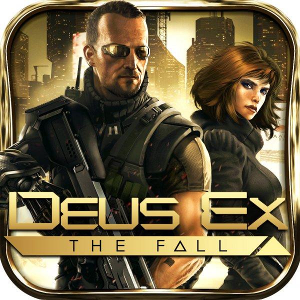 """[iOS] Deus Ex: The Fall - """"Best Mobile/iOS Game 2013"""" - zur Zeit 1€, sonst 5,99€"""