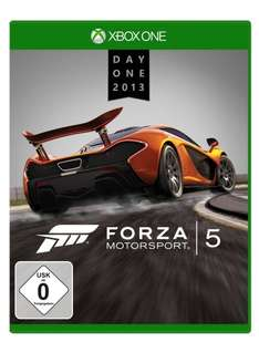 Amazon: Forza 5 - D1 Edition für 37,70€