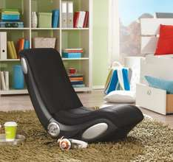 Sound-Sessel mit Lautsprechern @xxxlshop für 53,85 EUR
