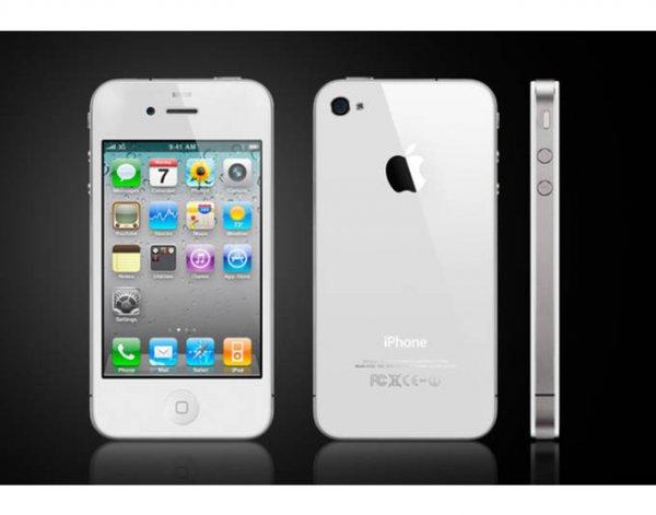 Apple iPhone 4 8GB Smartphone - schwarz oder weiß @meinpaket für 229,-€