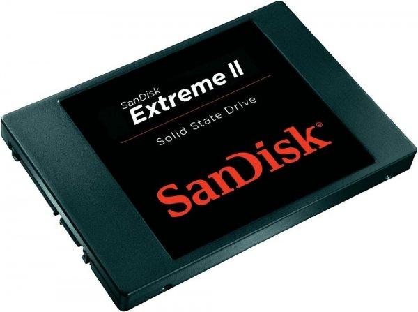 Sandisk Extreme II 480GB SSD für 246€ @Amazon.fr