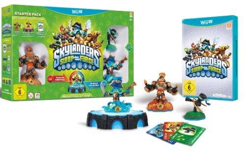 Wii U Skylanders Swap Force Starter Pack für 42,94€ entspricht ~26% Ersparnis