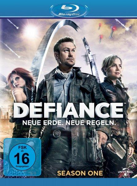 Defiance - Staffel 1 [Blu-ray] für 13,97euro ggf. 3euro porto @amazon