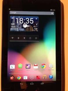 Asus Google Nexus 7 16GB Tablet auf Amazon