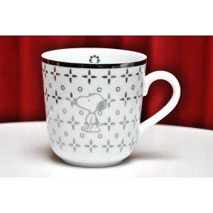 @elfen.de 6x Porzellan Tassen Snoopy Crystal Patch für 28,94€ inkl. Versand statt 68,94€