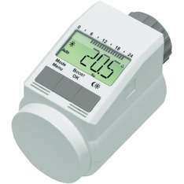 Heizkörperthermostat 5 bis 29,5 °C eQ-3 L-Regler, Heizungsregler,Thermostat @ebay