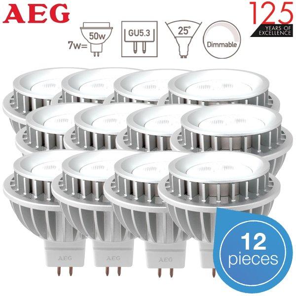 12er (!) Pack 7W(!) LEDs für 68,95 bei Ibood