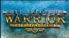 greenmangaming.com - Full Spectrum Warrior Complete- STEAM  - 3,74 €