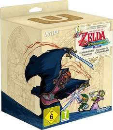 The Legend of Zelda: The Wind Waker HD Limited 59,99€ inkl. Versand