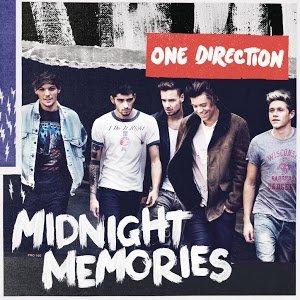 MP3-Album Midnight Memories von One Direction im Google Play Store