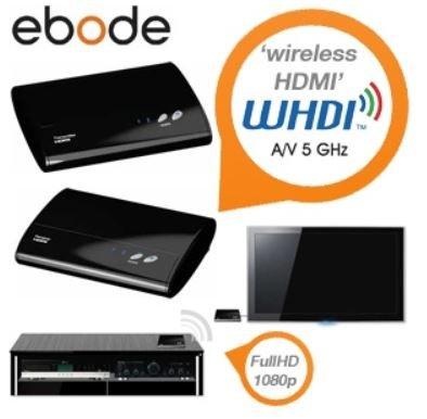 IBOOD.com - Tagesangebot - ebode DVLHD22 Wireless Full HD 1080p Audio / Video Sender-System - 99,95 €- plus Vsk. -  IDEALO 349 €
