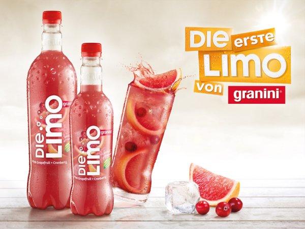 6x Die Limo 1l inkl. Pfand und Jutebeutel für 5€ (facebook)