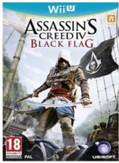 Assassin's Creed IV: Black Flag (Wii U) für 23,32 € inkl. Versand & deutscher Sprache @ simplygames.com (UK)