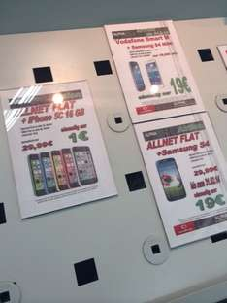 iPhone mit Allnet Flat