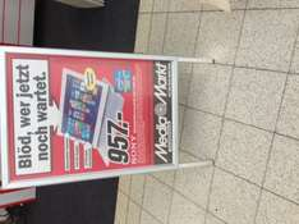 Lokal: MediaMarkt Halle-Peißen: Sony Vaio Duo 13 weiß i5, 8GB, 128 SSD, 3G UMTS, 13 Zoll Full-HD
