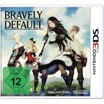 Bravely Default [Nintendo 3DS]  (und weitere 3DS Spiele)