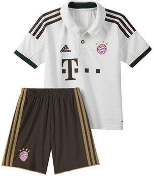 adidas FC Bayern München Away Minikit 2013/2014