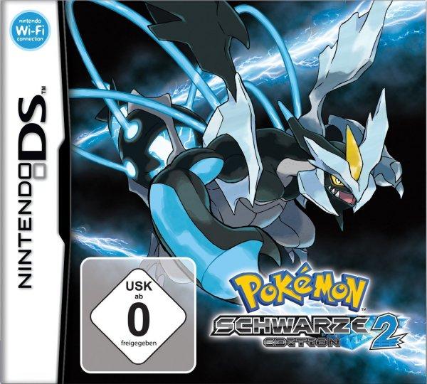 Pokemon schwarze oder weisse Edition 2 für Nintendo DS @ Saturn.de / Amazon.de ab 10,00 EUR