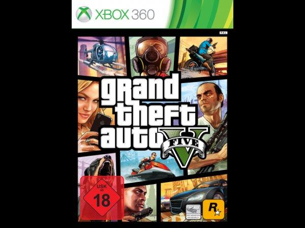 GTA V PS3 + XBOX360 bei MM online 3 für 49
