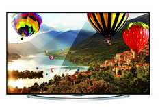 [Amazon] Hisense LTDN58XT880 146 cm (58 Zoll) 3D LED-Backlight-Fernseher 4K / Ultra HD