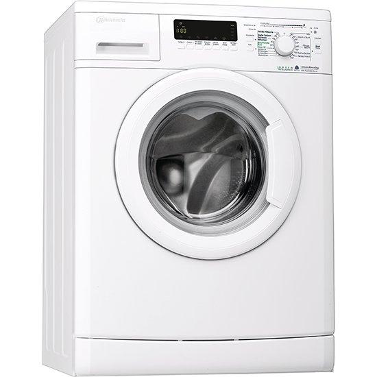 BAUKNECHT WA PLUS 634 Waschmaschine Frontlader |EEK: A+++/ B|1400 UpM|6 kg EBAY WOW 379€