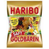 Nur Heute - Haribo Goldbären 175g/200g verschiedene Sorten zu 0,59 € und GRATIS Alpia Tafelschokolade 100 g