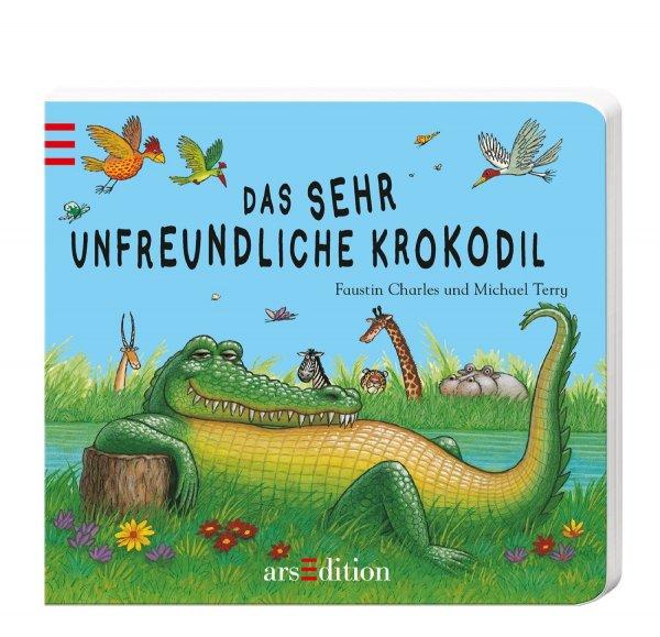 Das sehr unfreundliche Krokodil (gebundene Ausgabe) Mängelexemplar 5,55 EUR ebay.de