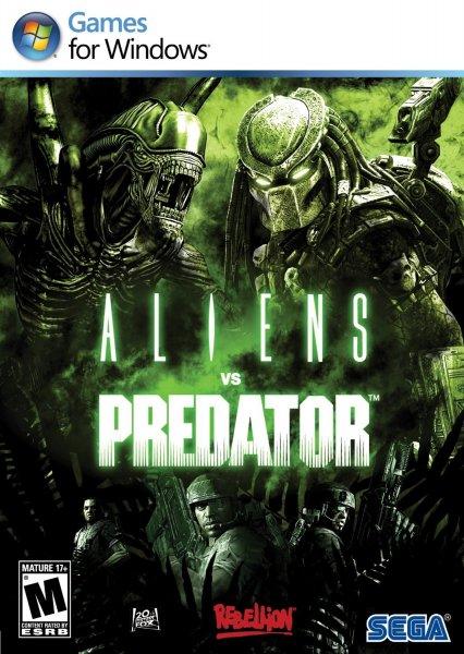 Aliens vs Predator [PC Download / STEAM] U$ 3.74 ~ € 2,69 @ amazon.com