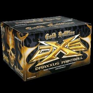 Paintball - Turnierpaint: DXS Bronze ab 29€ / DXS Gold Hellfire ab 37€ [@maxs-sport.com]