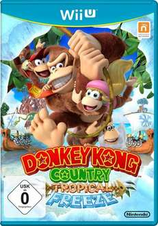 [schwab.de] Donkey Kong Country Tropical Freeze (Wii U) für 31,49€ (mit qipu)