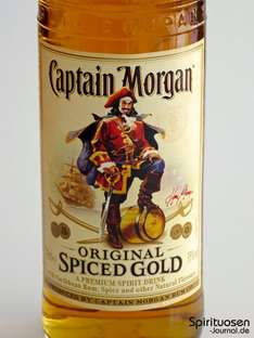 (Lokal: Zimmermann) Captain Morgan für 8,88