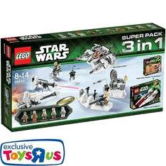 LEGO® Star Wars - 66449 (Super Pack 3 in 1) für 60€ @ToysRus