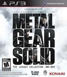 [Lokal: Düsseldorf, München, Sarstedt] Metal Gear Solid Legacy Collection