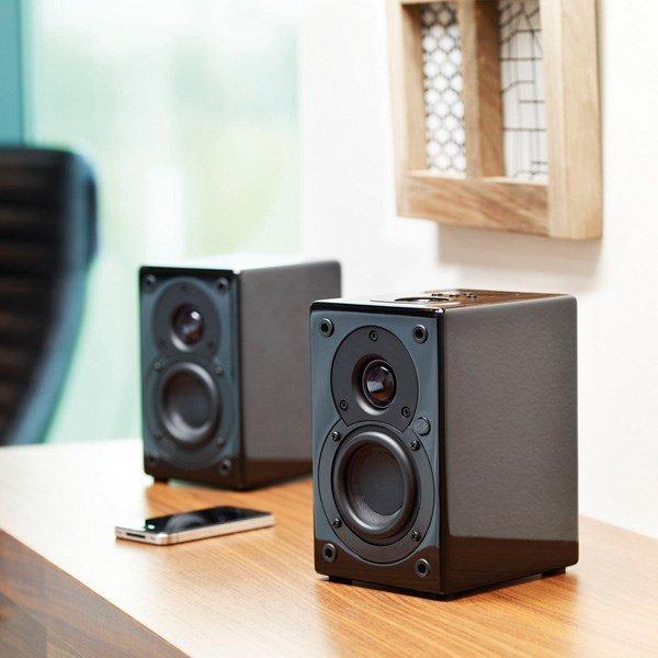 [comstern.de] Scansonic S3 BTL AKtiv Lautsprecher schwarz oder weiss, inkl. Bluetooth/Lernfunktion inkl. Vsk für 399,90 €