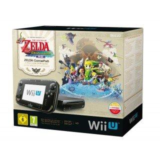 WII U Premium Pack Nintendo Land & WII U Premium Pack + Zelda