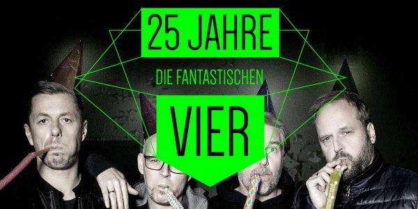 """Neuer Song der """"Fantastischen Vier - 25"""" gratis!"""