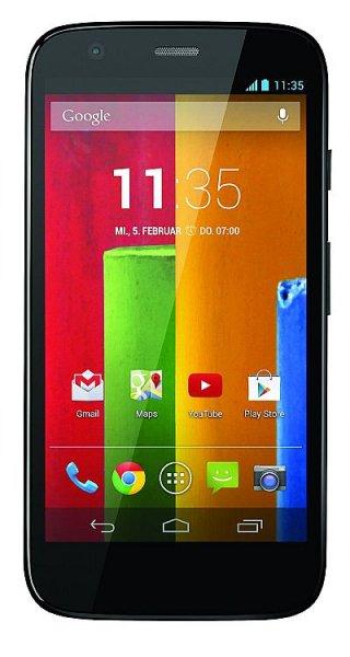 Motorola Moto G / 8GB -  ohne Simlock - bei ebay (neu & originalverpackt)