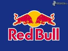 Red Bull Silver, red und Blue