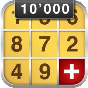 Sudoku 10'000 Plus (Android) @Amazon.de