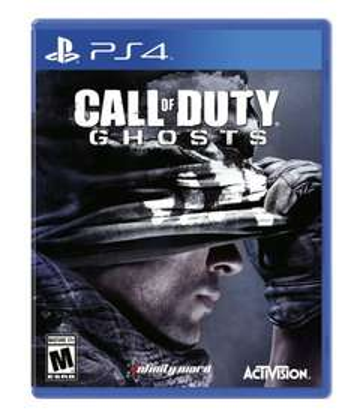 Call of Duty Ghosts für PS 4 und Xbox One 44,99€ inkl. Versand (amazon.com) PS 4 Digital 28,81€ / Killzone Shadow Fall Digital 28,81€