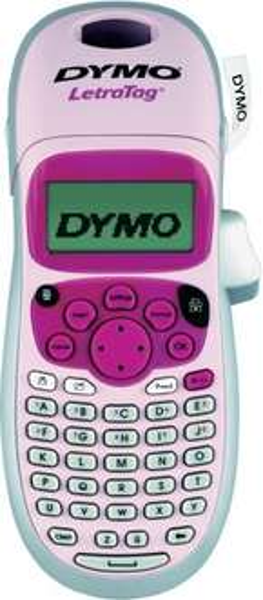 [Digitalo.de] Beschriftungsgerät DYMO LetraTAG LT-100H Pink für 14,99 € ohne Vsk