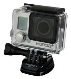 GoPro HERO3+ Silver Edition Action Cam