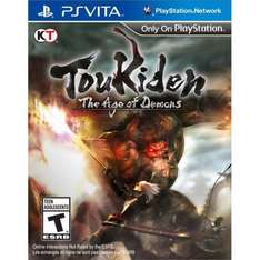 PSVita - Toukiden: The Age of Demons für ca. 24€ @play-asia