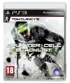 Tom Clancy's Splinter Cell Blacklist  -- Amazon UK
