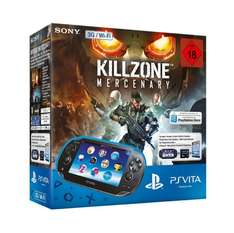 PS Vita Killzone Mercenary Bundle ab 173,94€ inkl. Strafversand (amazon warehousedeals)