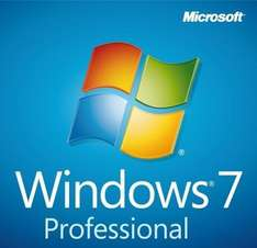[EBAY]Windows 7 Professional Neu OEM 32 Bit / 64 BIT SP1 Deutsch Vollversion Download